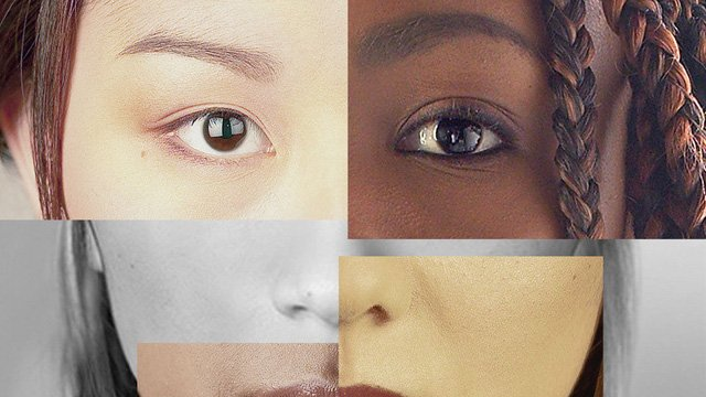 Image from RACE: Are We So Different? exhibit, now at OMSI in Portland, OR