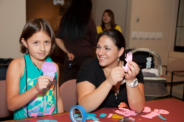 """Our Latino patrons have told us time and again that we will be most successful when we can provide bilingual activities that are enjoyable for all of their family members."" Photo Courtesy: The Denver Art Museum"