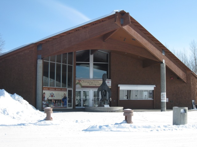 Alaska Native Heritage Center.