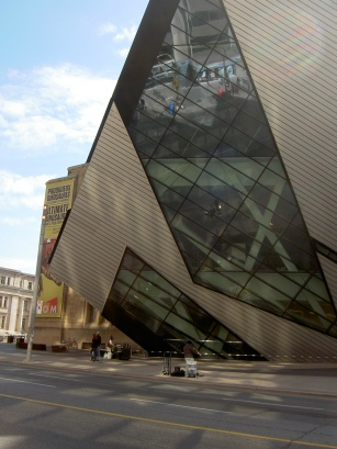 The Royal Museum of Ontario. Photo credit: Kate Zankowicz.
