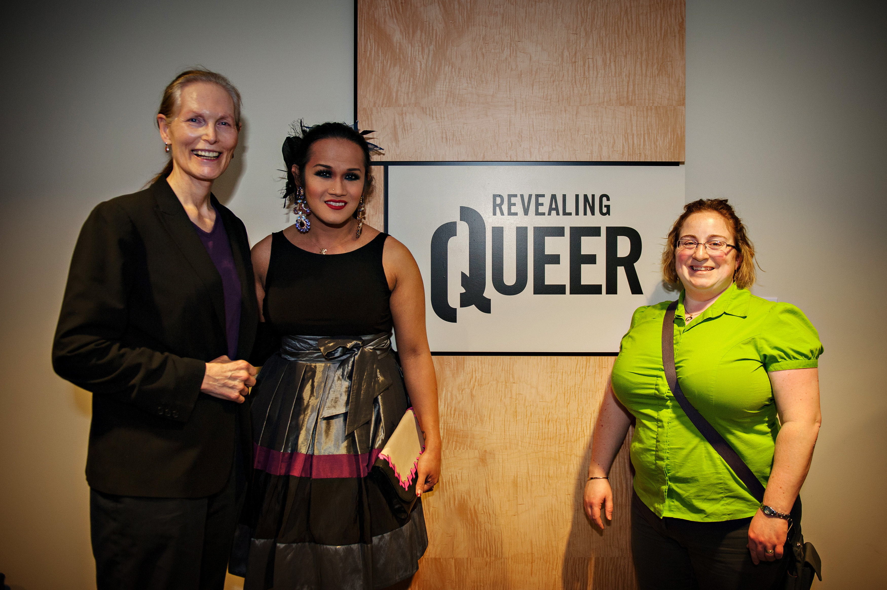 Interview with the Cofounder of Revealing Queer at MOHAI