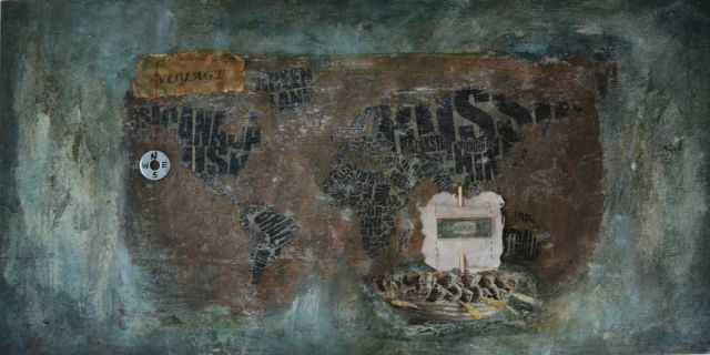Voyage by Venus Sanghvi